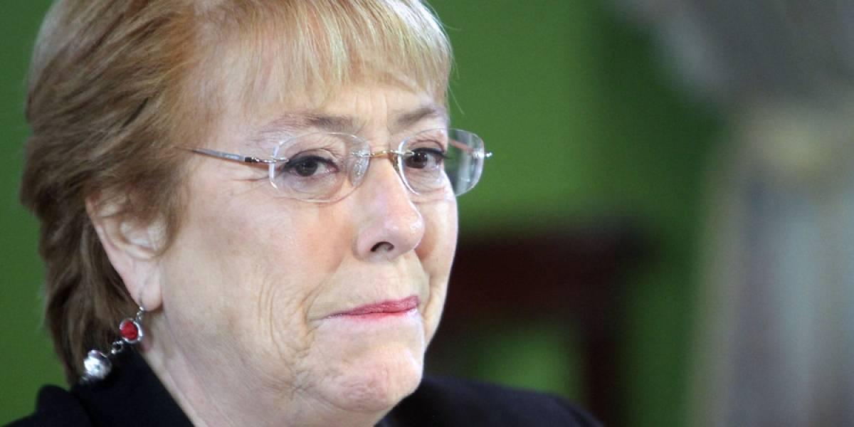 Bachelet defendió despenalización del aborto: La sociedad chilena tiene la madurez necesaria