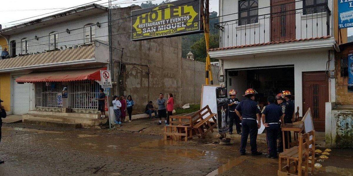 Varios muertos tras ataque armado en cevichería de El Tejar, Chimaltenango