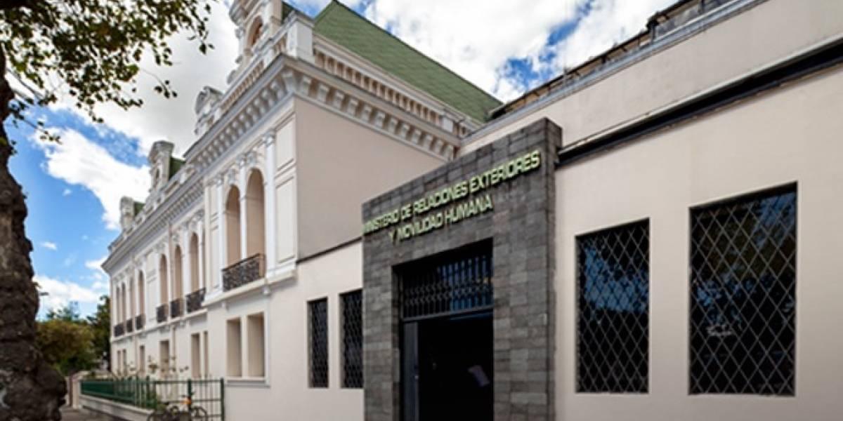 Ecuador rechaza sanciones 'unilaterales' de EEUU contra Venezuela
