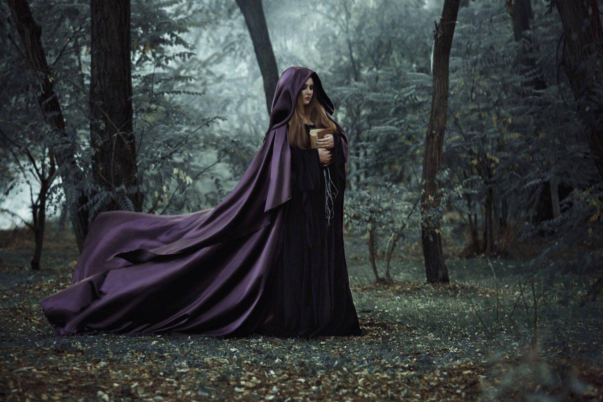 bruja del bosque