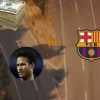 La salida de Neymar del Barcelona ha dejado muchos comentarios