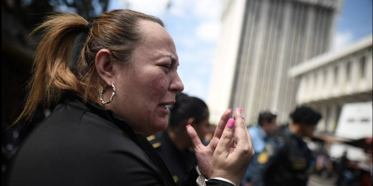 """""""Ahora sí, no sé por qué me traen"""", dice vinculada en crimen de Byron Lima"""