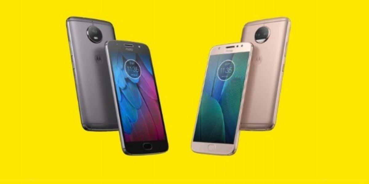 Motorola presenta la edición especial de G5S y G5S Plus