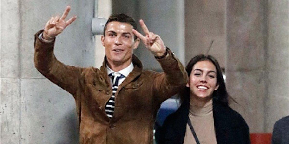Georgina confirma que espera al cuarto hijo de Cristiano Ronaldo