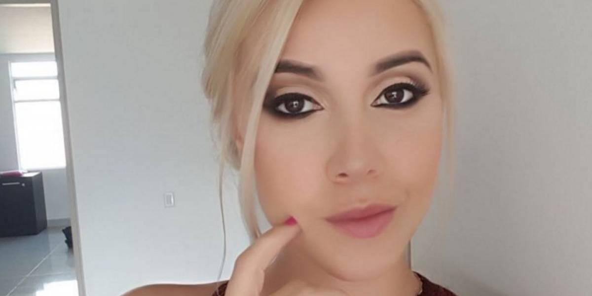 Se filtran supuestas fotografías íntimas de Manuela Gómez
