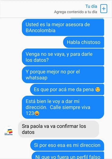 Facebook Paola Plata