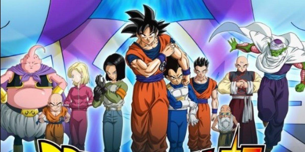 Dragon Ball Super llega a Cartoon Network este fin de semana