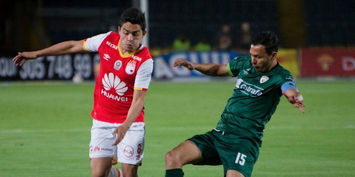 Santa Fe quiere continuar con su andar perfecto, esta vez en Copa Colombia