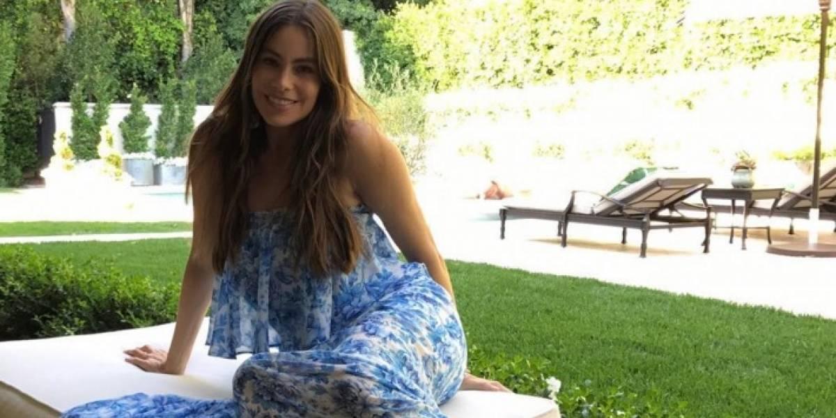 Sofía Vergara se desnuda sin pena para la revista Women's Health