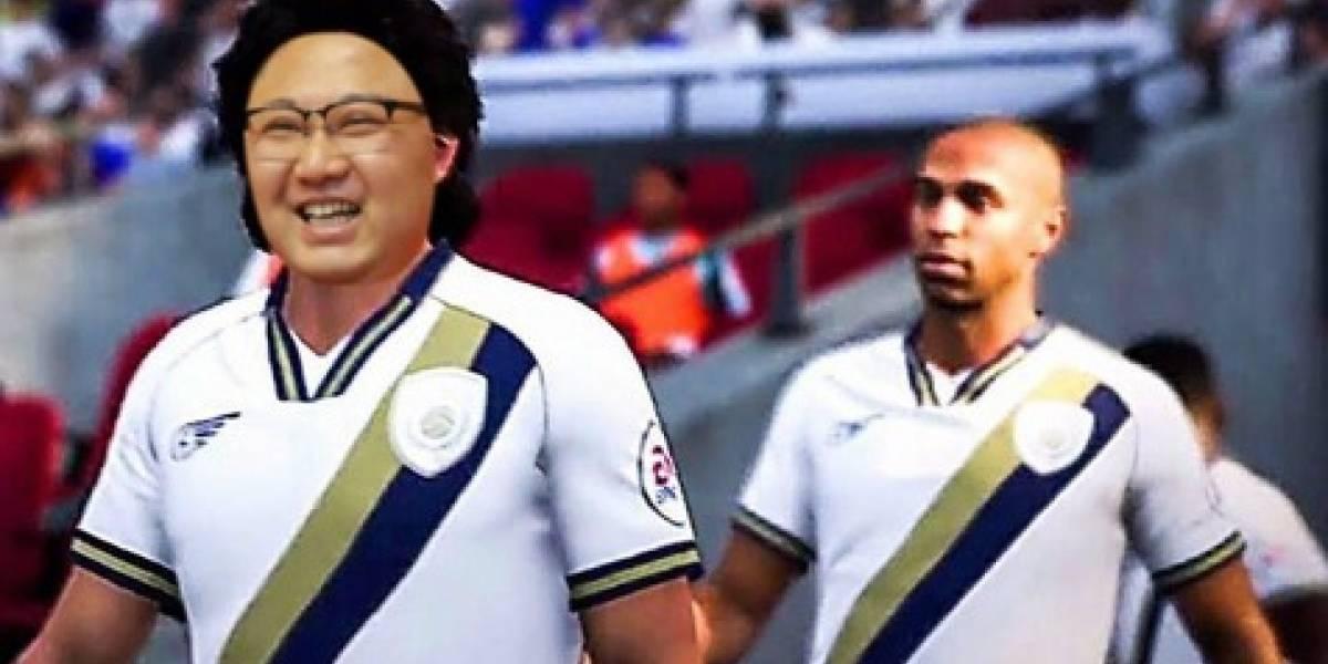 """""""Batalla futbolística"""": así es la versión norcoreana del """"Fifa"""" y el """"Pro Evolution Soccer"""""""