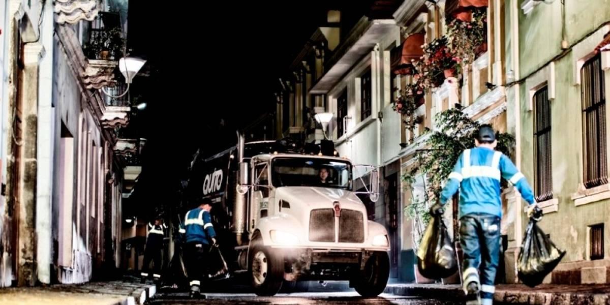 Horarios de recolección de basura se modificarán por Fiesta de la Luz 2017