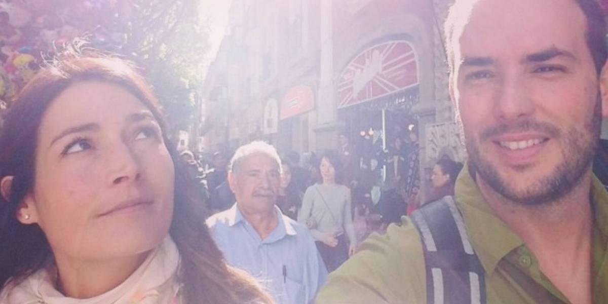 La razón del distanciamiento de Sebastián Martínez y Kathy Sáenz