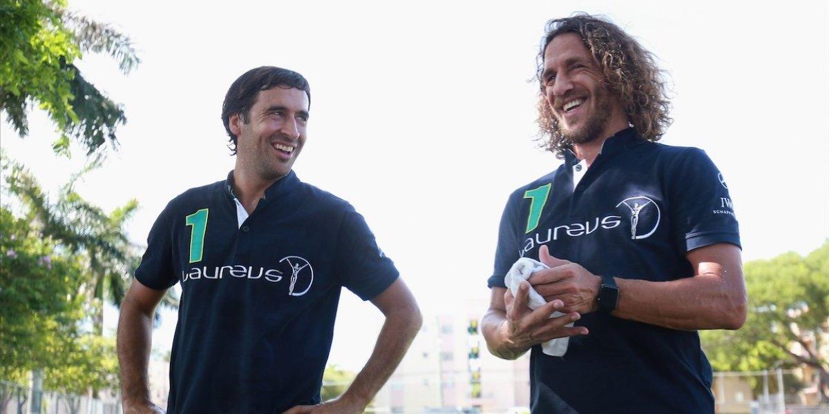Carles Puyol pospone su llegada a Guatemala