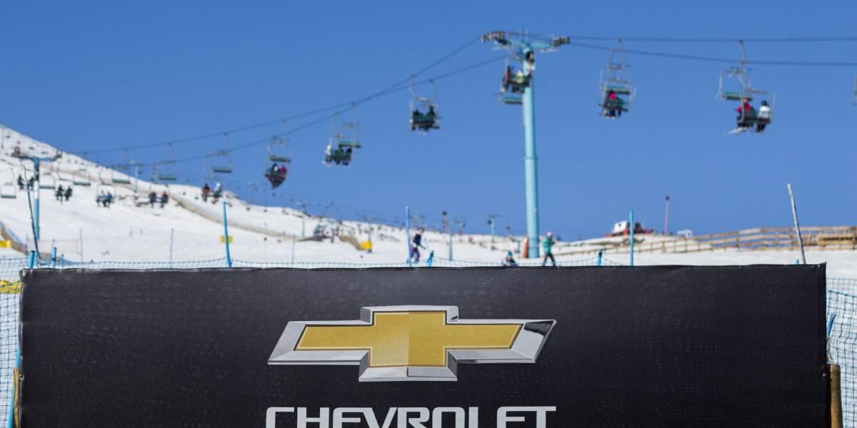 En El Colorado, Chevrolet sigue encontrando nuevas rutas para sus clientes