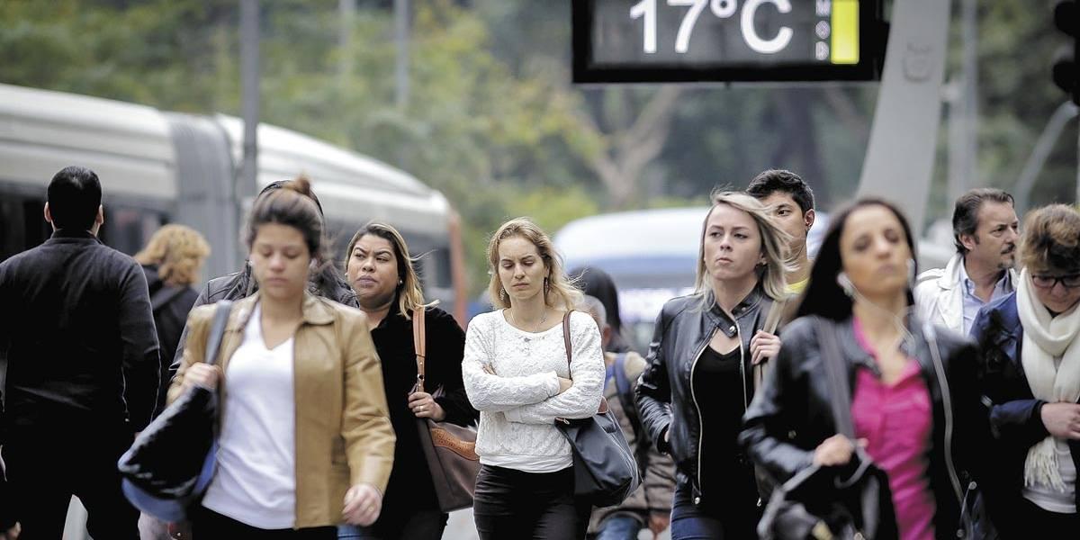 Previsão do tempo: nova frente fria chega ao Estado de SP esta semana