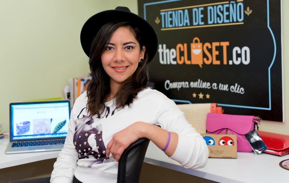 TheCloset.co, un emprendimiento que llegó a Colombiamoda