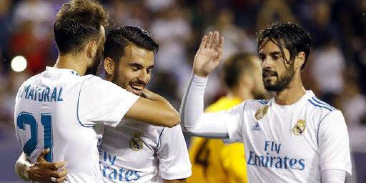 Real Madrid vence en penales a Estrellas de la MLS