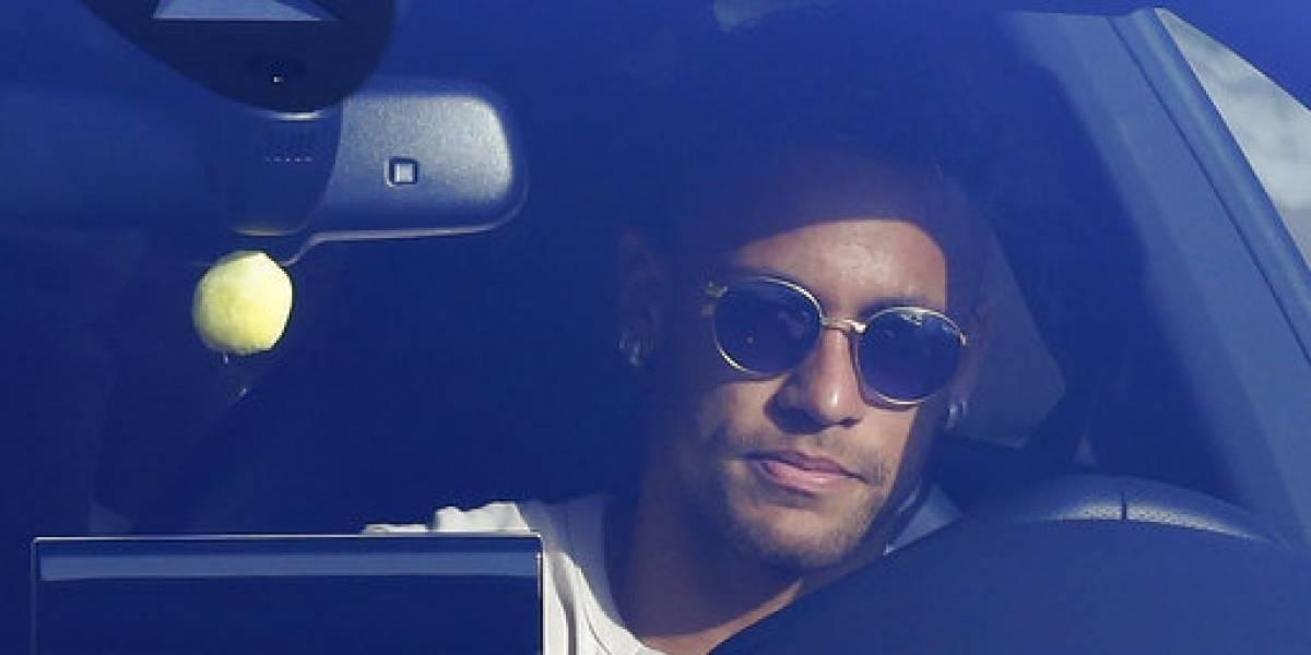Barcelona admite que Neymar quiere dejar el club