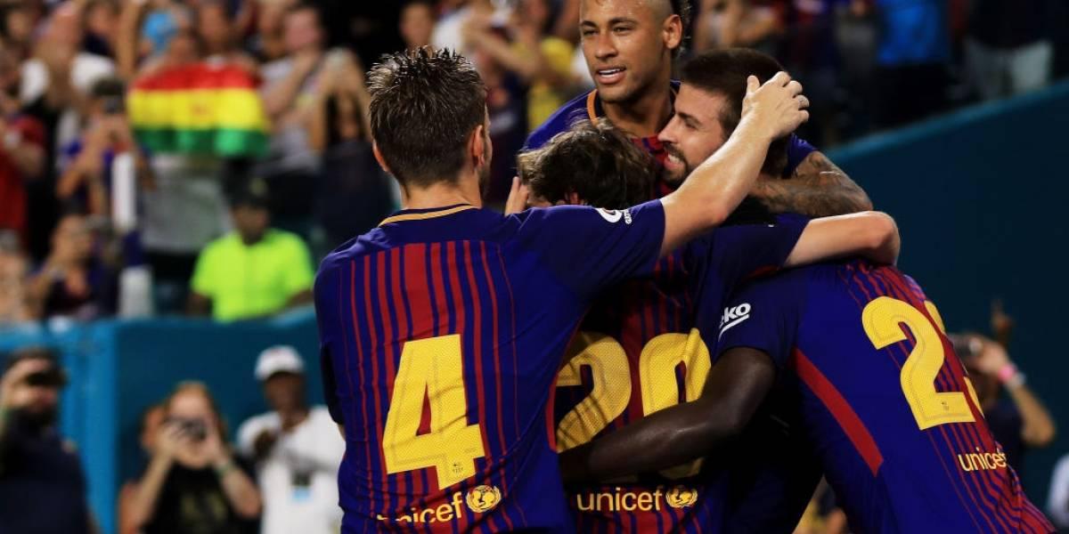 OFICIAL: Barcelona confirma la salida de Neymar
