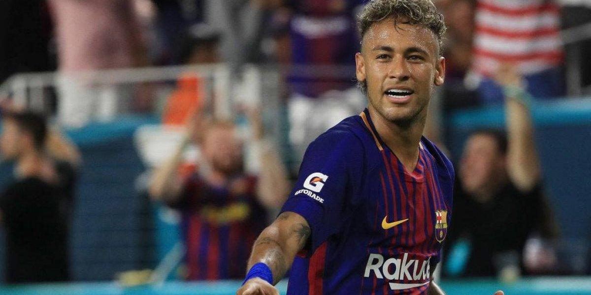 Ya hay fecha de presentación para Neymar con el PSG