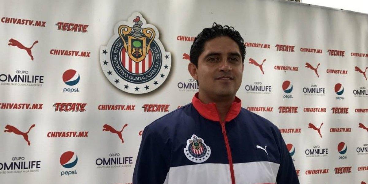 El futbol femenil enamora: técnico de Chivas