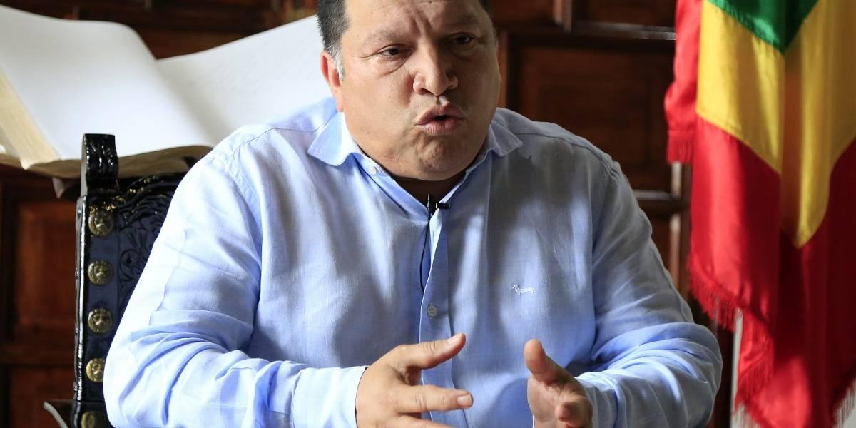 Capturan a alcalde de Cartagena, a contralora y varios concejales