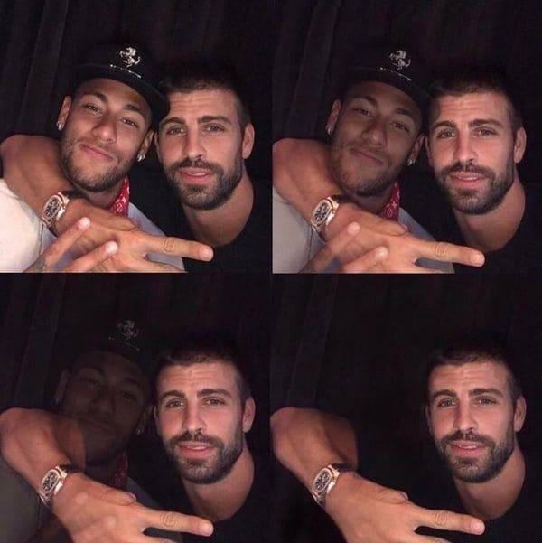 Internet Meme Neymar