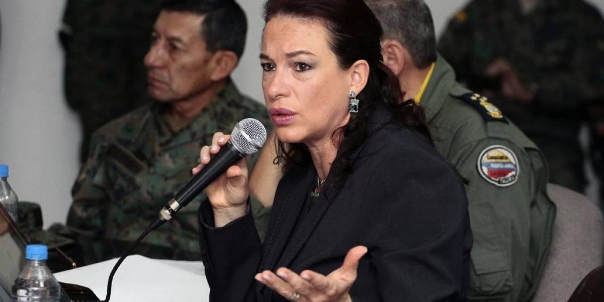 María Fernanda Espinosa: principios de Revolución Ciudadana, intactos