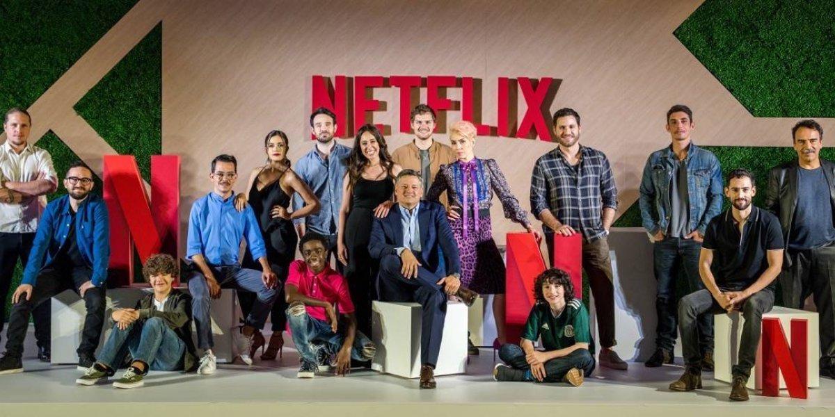 Aumenta la inversión de Netflix en productos latinoamericanos