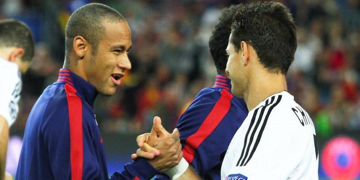 Con cláusula de Neymar, PSG podría comprar ¡12 Chicharitos!