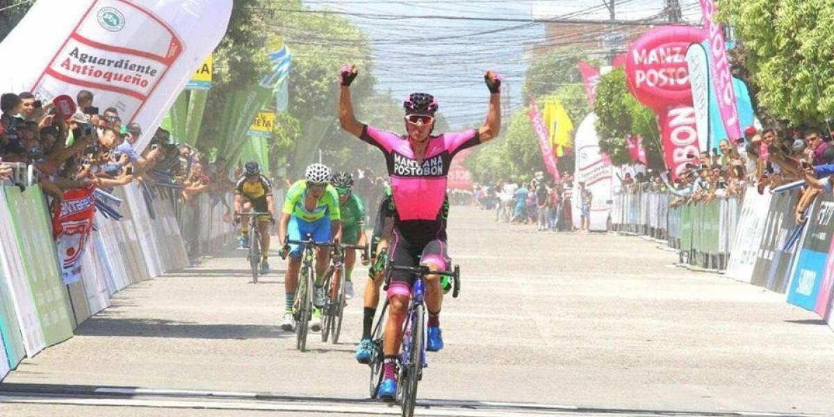 El ciclismo colombiano sigue un escalón por debajo