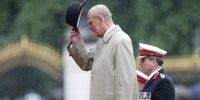 Príncipe Filipe saiu pela última vez... em compromisso oficial