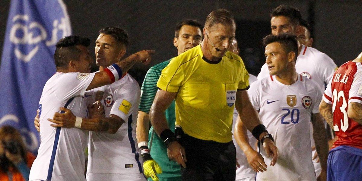 Se repite la historia: el argentino Néstor Pitana arbitrará el partido clave entre Chile y Paraguay