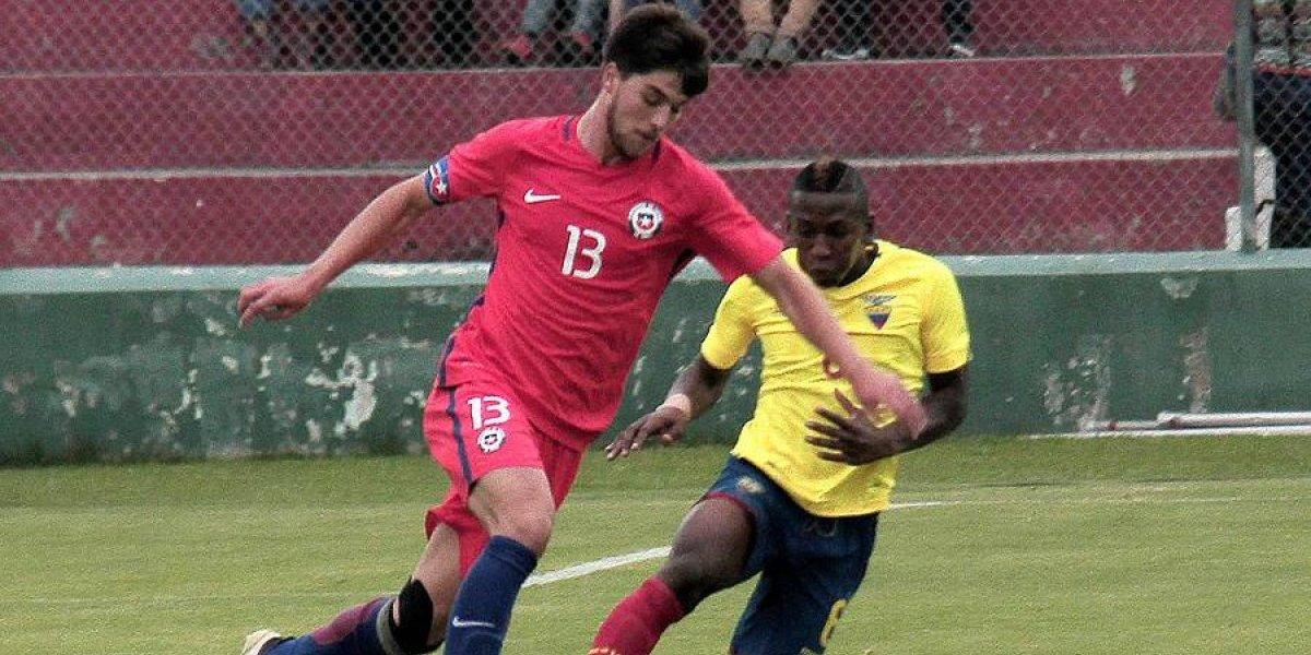 Francisco Sierralta está a un paso de fichar por Parma