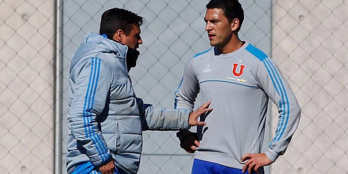 Isaac Díaz sería la sorpresa en el once de la U de Hoyos contra Temuco