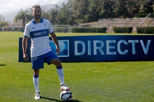 Germán Voboril entrena desde el lunes con el primer equipo de Universidad Católica / Photosport