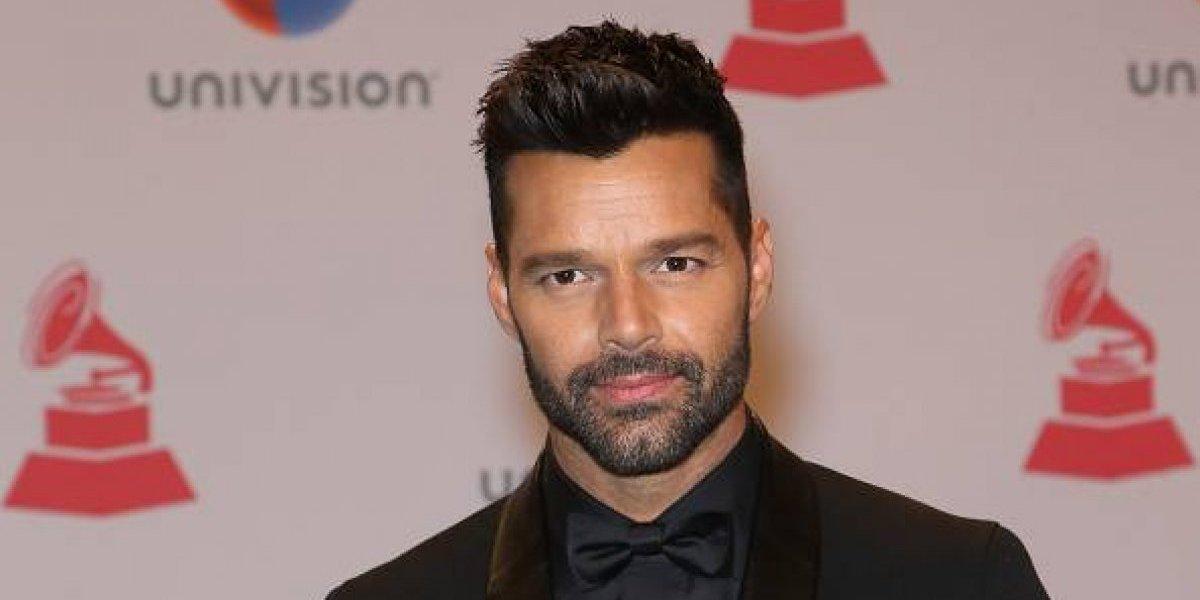 El viudo de Gianni Versace está molesto por la actuación de Ricky Martin