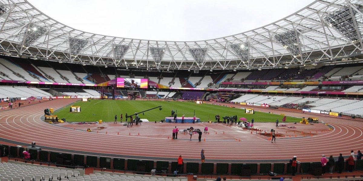 Así se alista Londres para el Mundial de Atletismo que inicia este viernes