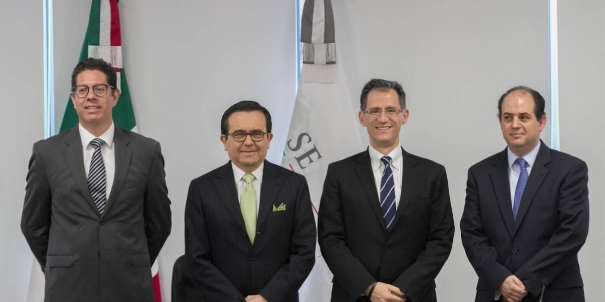 México presenta equipo de renegociación del TLCAN