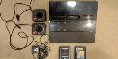 Protótipo raro do Atari é vendido por mais de R$ 9 mil