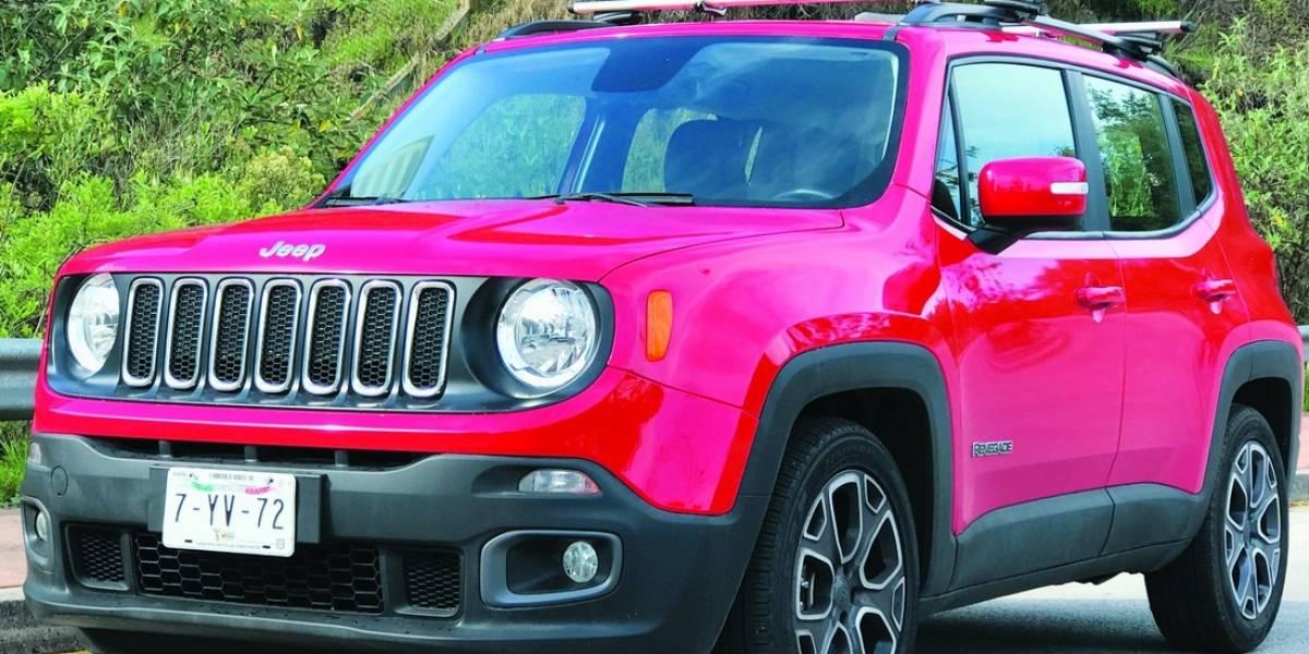 Jeep Renegade 2017,  listo para conquistar el asfalto