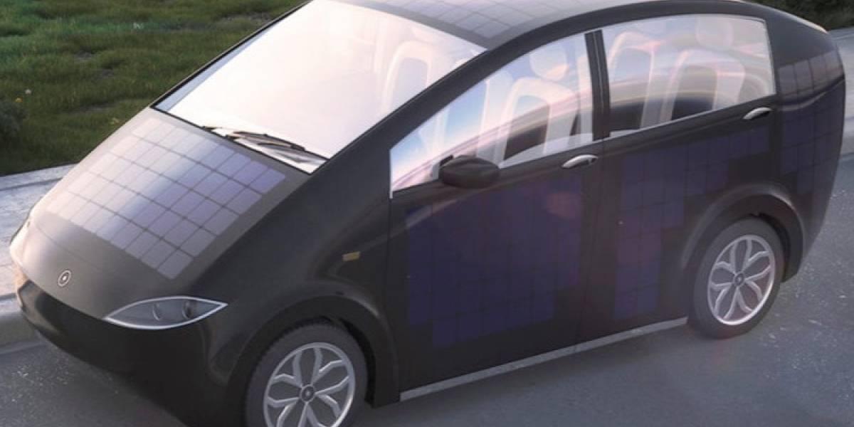 Alemania ya tiene su primer auto solar
