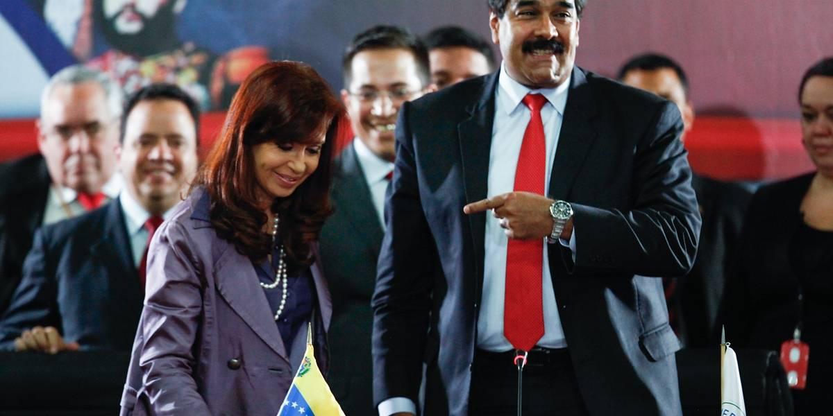 Duro golpe diplomático de Macri a Maduro: le retiran la condecoración otorgada por el  gobierno de Cristina