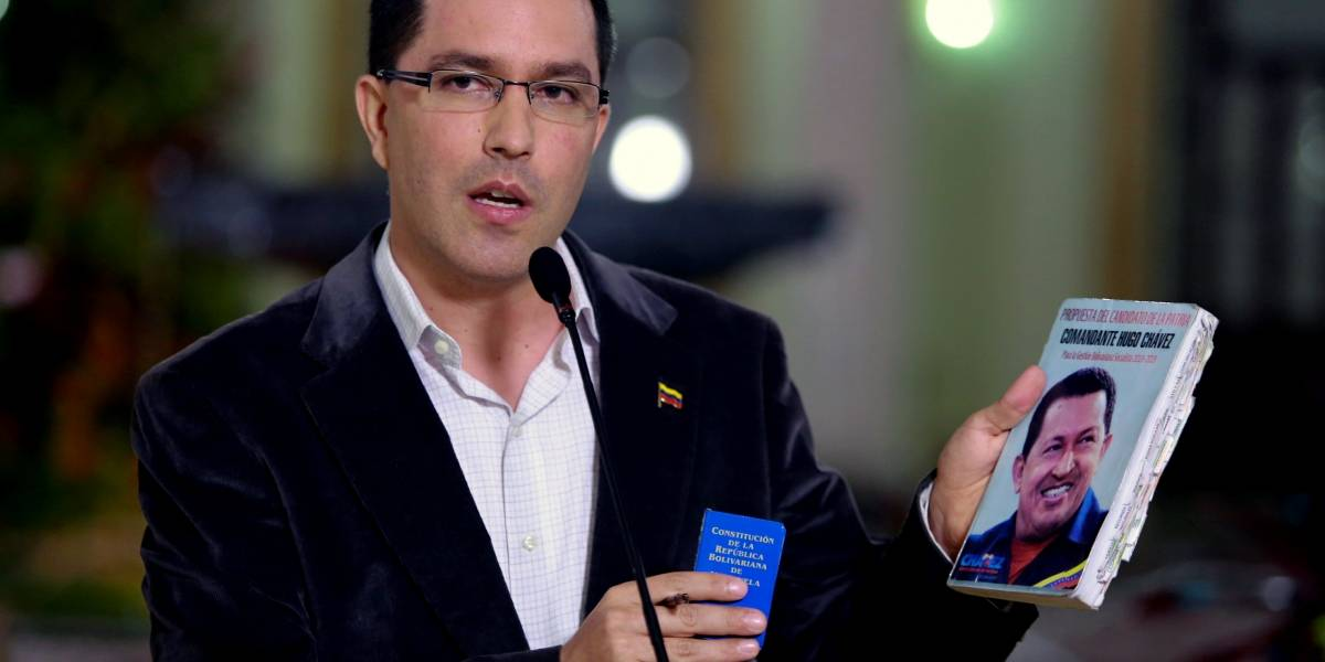 El yerno de Hugo Chávez, el nuevo canciller nombrado por Maduro