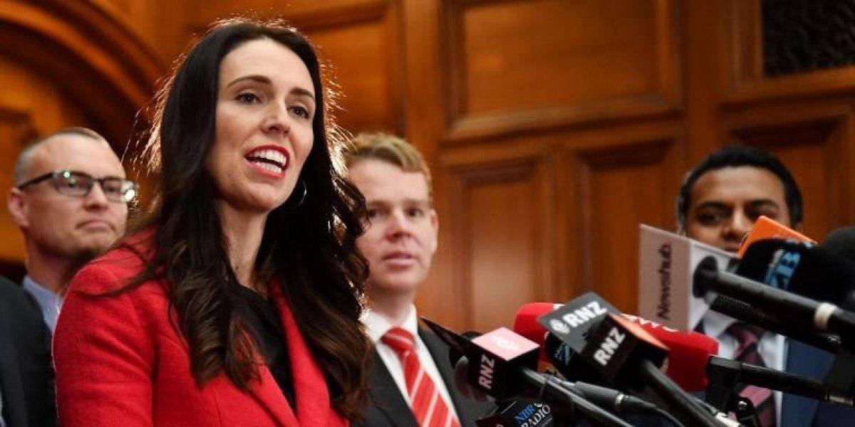 Nueva Zelanda se indigna por preguntas sexistas a nueva líder política