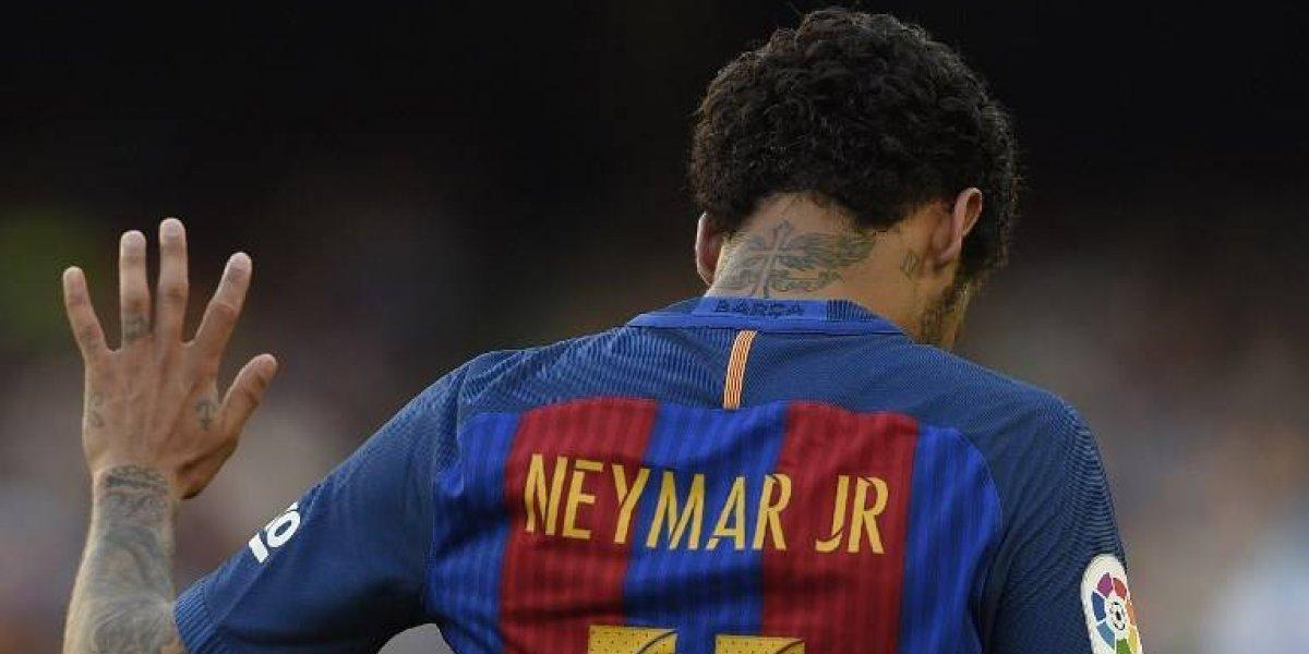 """Neymar explicó la razón de fichar en el PSG: """"Necesito nuevos desafíos"""""""