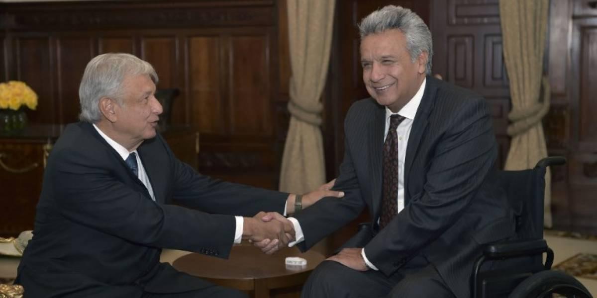 """Presidente de Ecuador le retira """"todas las funciones"""" a su vicepresidente"""