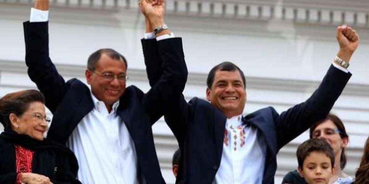 Fijan fecha de audiencia de vinculación de Rafael Correa y Jorge Glas al caso Sobornos 2012-2016