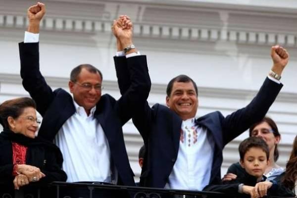 Rafael Correa: El diálogo solo ha sido para los que odian la revolución