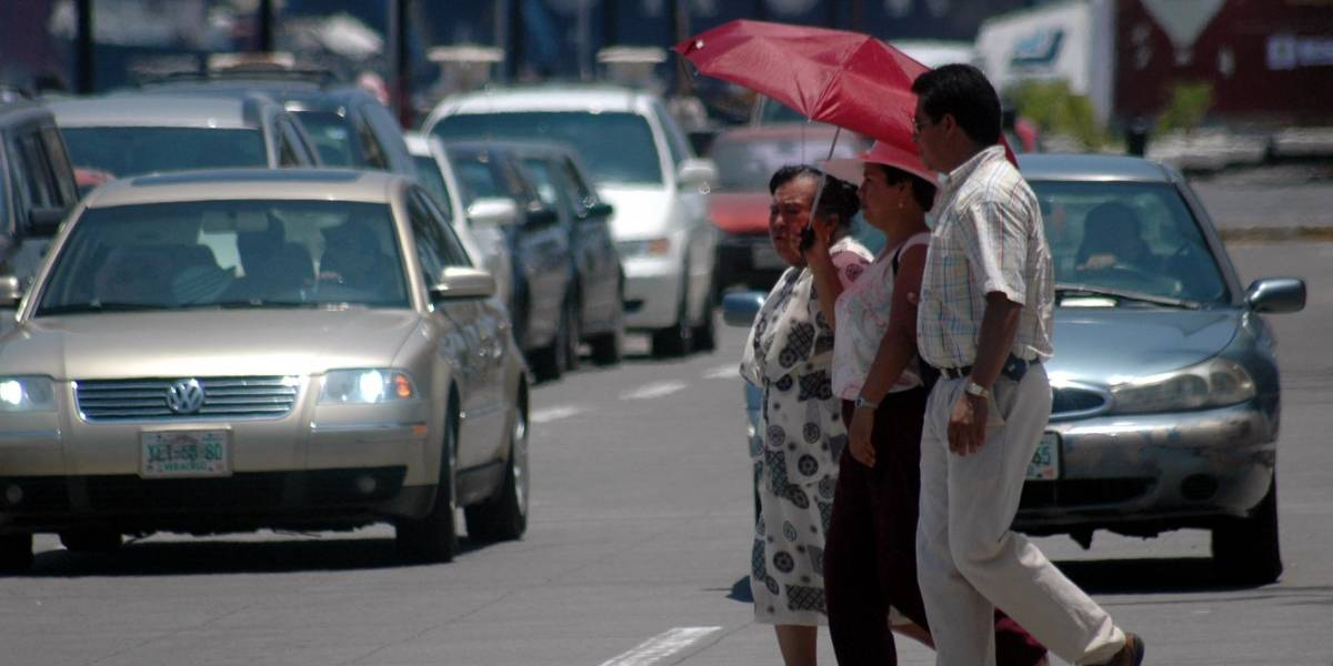 Ciudad de México, sin potencial de lluvias durante el fin de semana